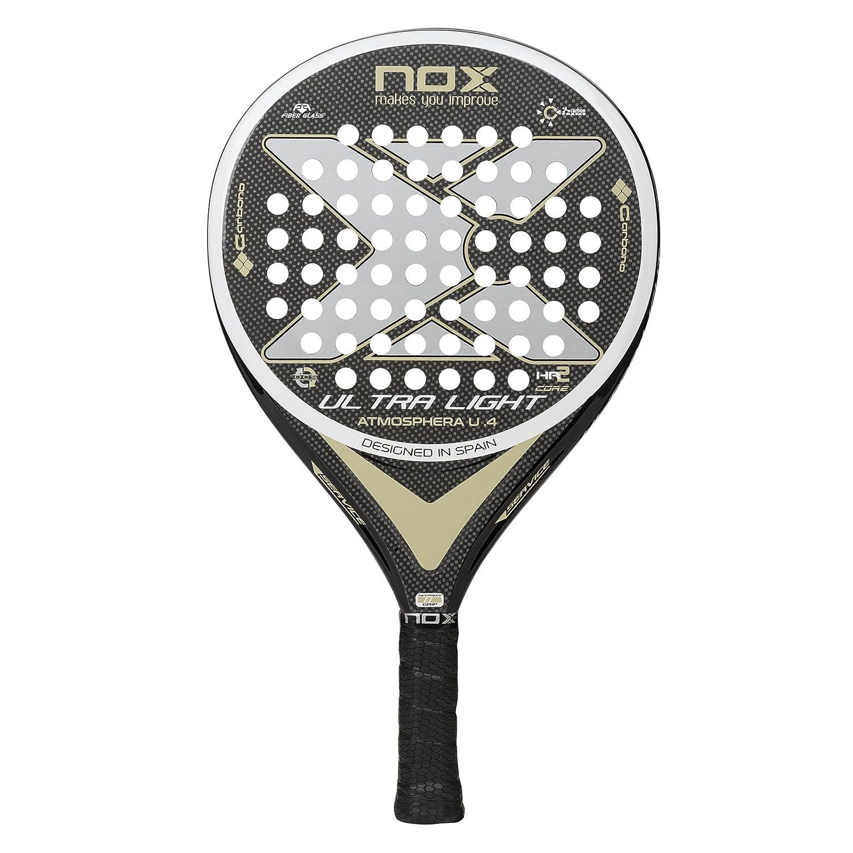Pala de pádel Ultralight Atmosphera U4 Nox: Amazon.es: Deportes y ...