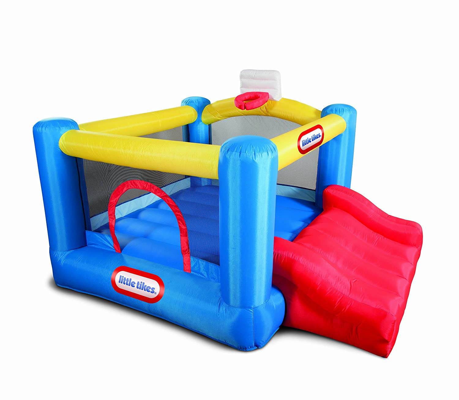 Amazon Little Tikes Junior Sports n Slide Bouncer Toys & Games