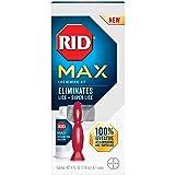 RID MAX Lice Removal Kit, Pesticide