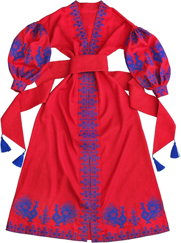 short lace bohemian sundress white red ukrainian dress ethnic traditional polish dress dance balkan slovak flowy butterfly sleeve dress