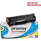 Proffisy Replacement for HP Laserjet M126nw MFP Black CC388A / 88A Toner Cartridge(HP Laserjet M126nw MFP)