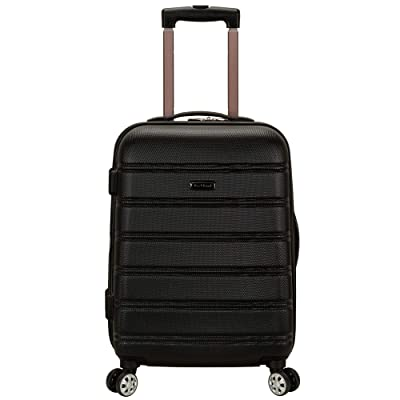 Rockland Melbourne Hardside Expandable Spinner Wheel Luggage