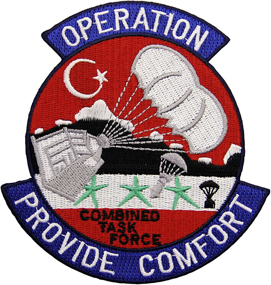 Operation Provide Comfort Patch Full Color