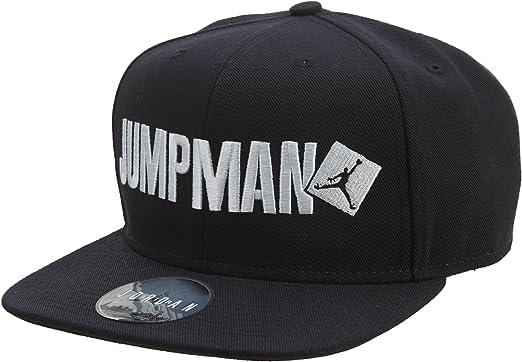 Gorra Jordan – Jumpman Snapback negro/blanco talla: OSFA (Talla ...