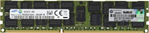 HP 16GB (1x16GB) Dual Rank x4 PC3-14900R 1 DDR3 1866 (PC3 14900) Internal Memory 708641-B21