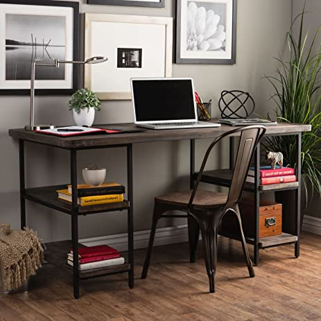 rustic desk home office. Rustic Desk Provides Classic Style And Contemporary Functionality. Computer  Table Workstation Suitable For Home, Rustic Desk Home Office T