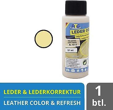 ATG Color Cuero Beige Claro - Color De La Piel 57ml: Amazon ...