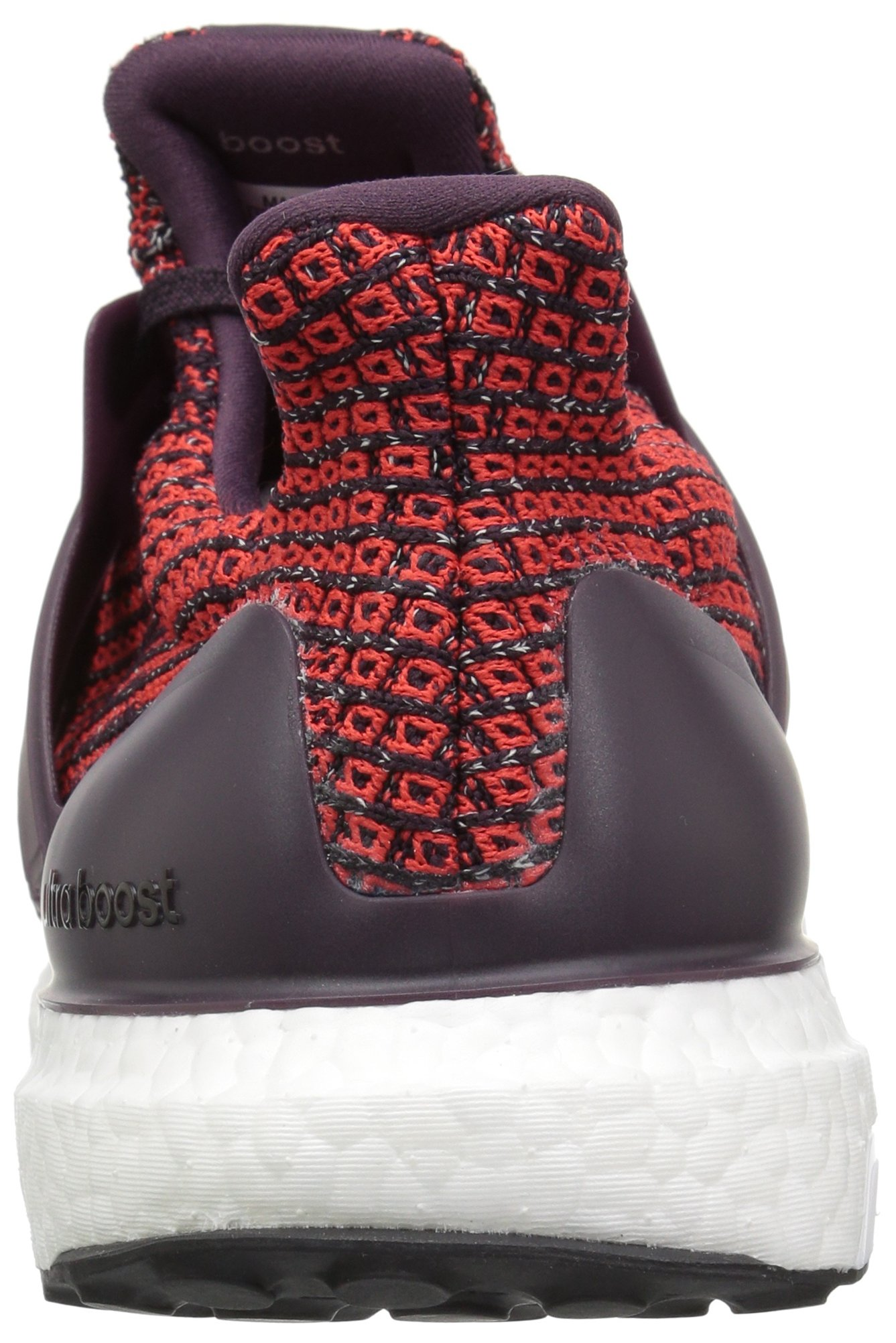 adidas Men's Ultraboost Road Running Shoe, Noble Red/Noble Red/Core Black, 5 M US by adidas (Image #2)