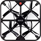 ROVA Flying Selfie Drone with 12MP Camera and HD Video (Black)