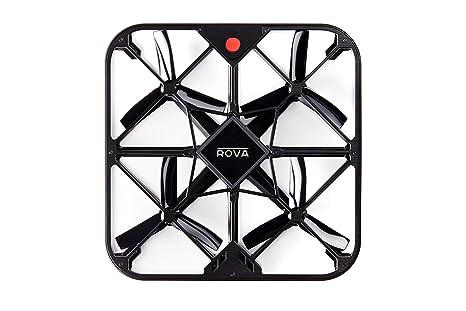 ROVA Flying Selfie Drone con cámara de 12 MP y vídeo HD: Amazon.es ...