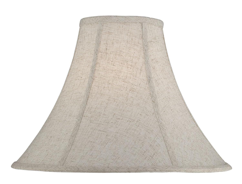 Lite Source CH1149-18 18-Inch Lamp Shade Off-White HI-Lite Source