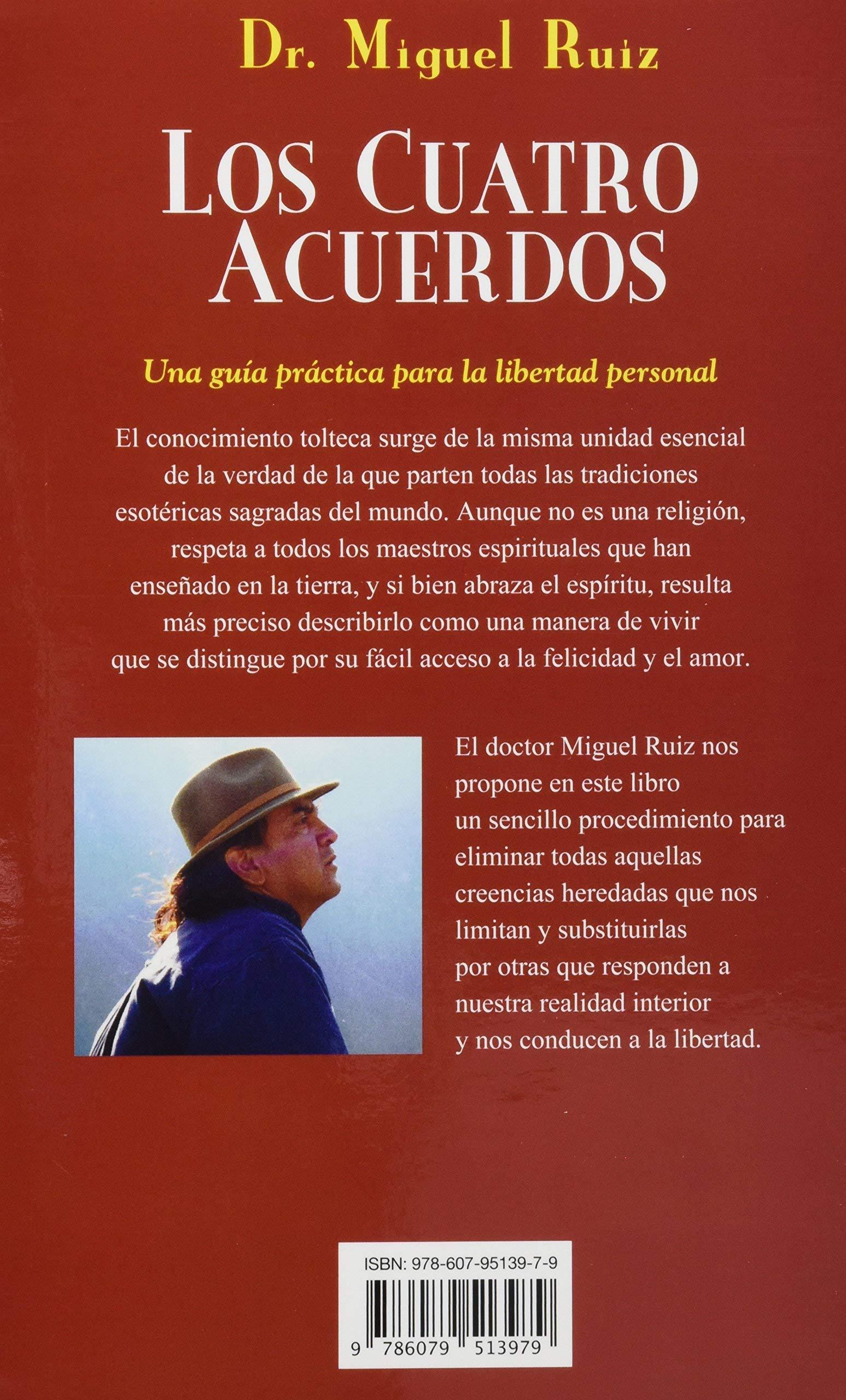 Los Cuatro Acuerdos Un Libro De Sabiduria Tolteca Varios Autores 9786079513979 Amazon Com Books