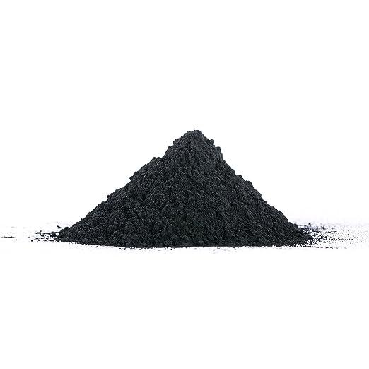 Dientes Blanqueamiento de polvo de carbón activado de coco Raw orgánico Natural: Amazon.es: Hogar