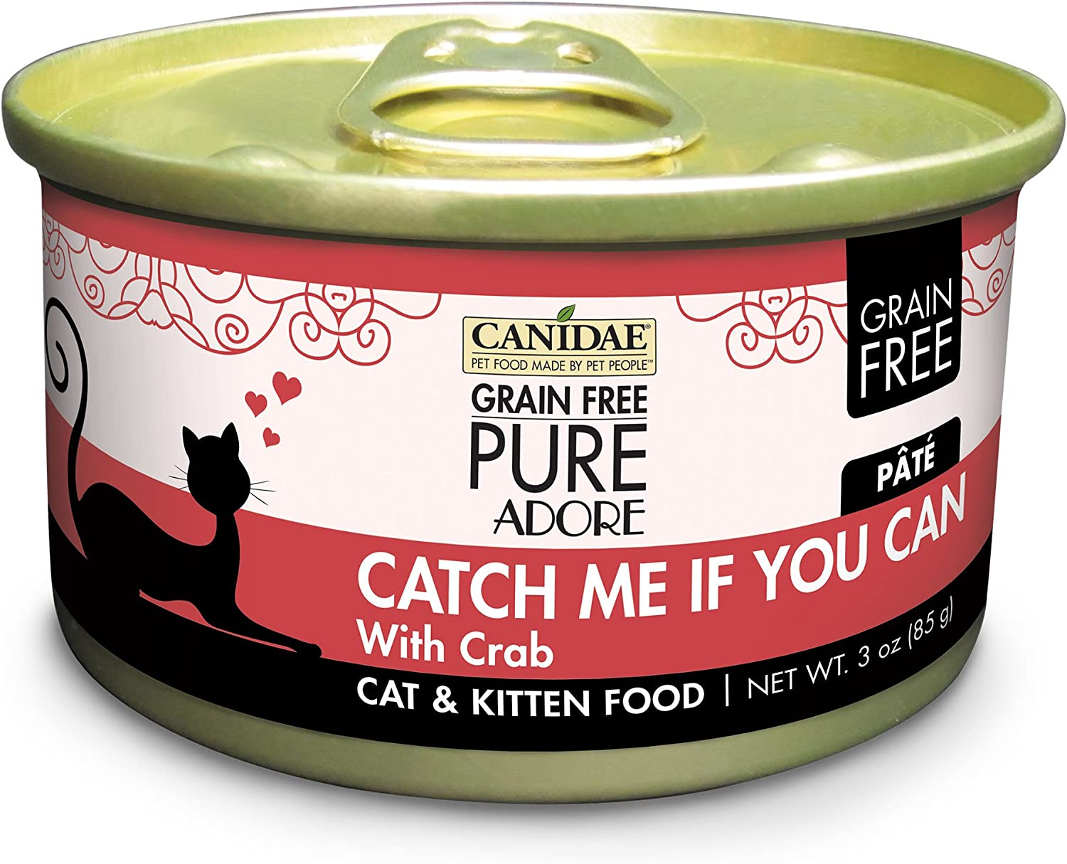 CANIDAE Grain Free Pure Adore Cat Wet Food