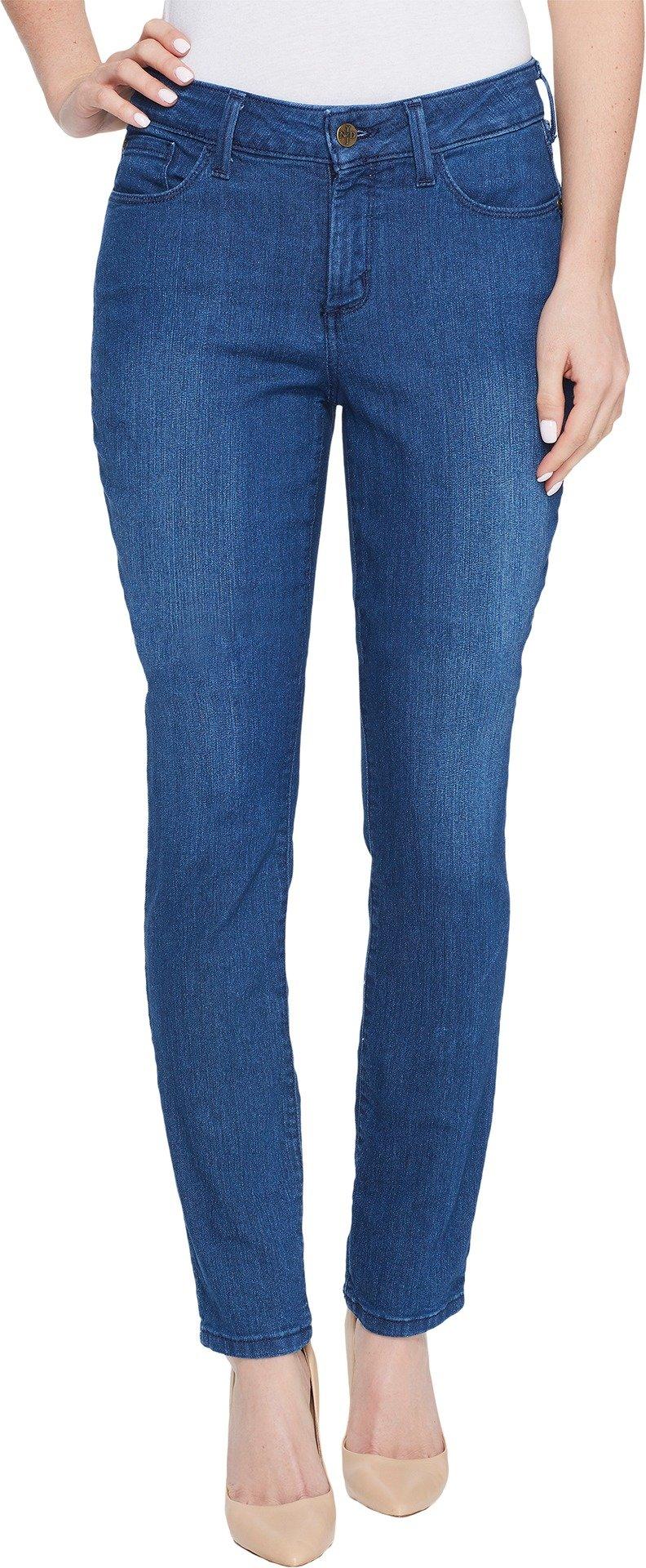 NYDJ Women's Alina Legging Fit Skinny Jeans, Legacy, 8