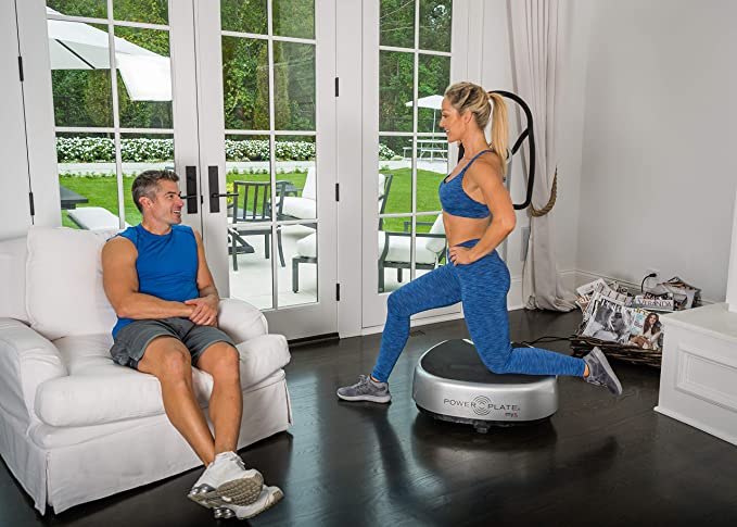 Amazon.com: Power plate MY3 vibraciones entrenador: Sports ...