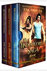 The Underworld Saga, Books 7-9 (The Underworld Saga Box Set Book 3) Kindle Edition