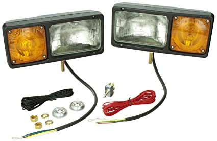 amazon com grote 64261 4 per lux snowplow lamp beam automotive rh amazon com grote tail light 3190 wiring diagram grote tail light 9130 wiring diagram