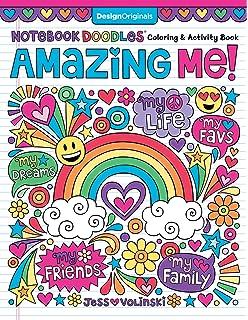 Coloring Activity Book Design Originals 32 Inspiring