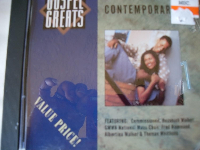 Gospel Greats: Contemporary