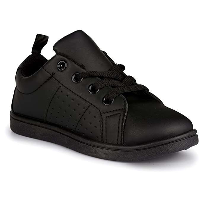 Chillipop Unisex Lace Up Tennis Sneakers for Boys, Girls, Toddler & Baby,  In Different Colors: Amazon.ca: Shoes & Handbags