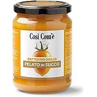 Finagricola - Tomate Datterino Giallo Peladas 350g