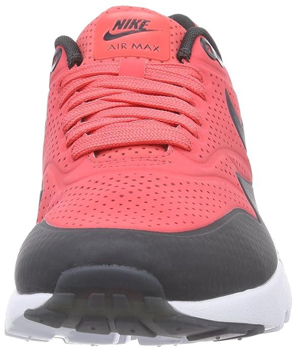 promo code 3a6b4 d0d5b Amazon.com  Nike Mens Air Max 1 Ultra Moire RioWhiteAnthracite 705297- 601  Fashion Sneakers