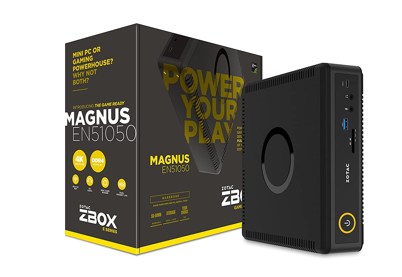 Zotac ZBOX EN51050 i5-7500T GTX1050 2xHDMI 2, ZBOX-EN51050-BE (2xHDMI 2)
