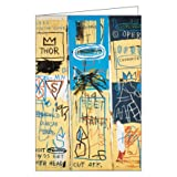 Jean-Michel Basquiat FlipTop Notecards with