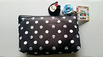 b2fc3ccd05dd Image Unavailable. Image not available for. Color  London Soho New York Disney  Tsum Tsum Cosmetic Bag ...