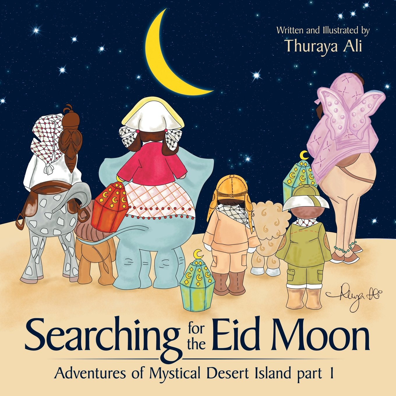 Searching for the Eid Moon pdf epub