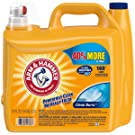 Arm & Hammer 2X Ultra Clean Burst Liquid Laundry Detergent 210 oz WLM (1)