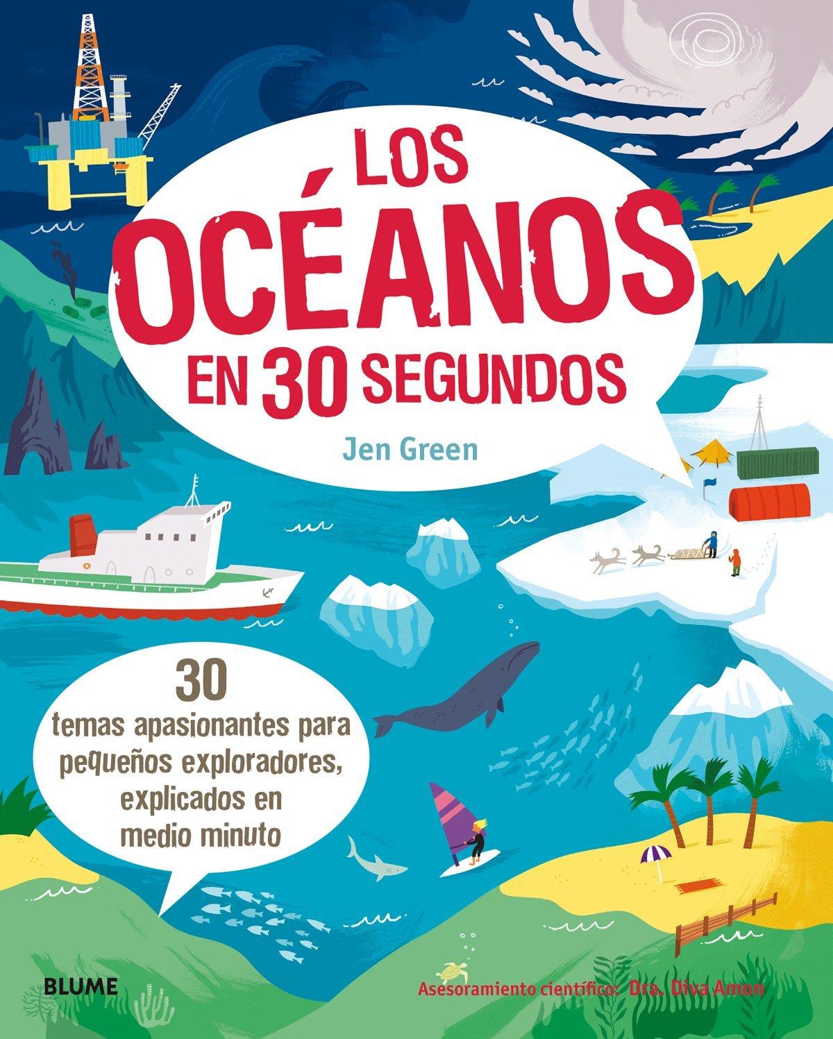 Image result for oceanos en 30 segundos libro