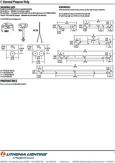 Lithonium T8 4 Bulb Wiring Diagram