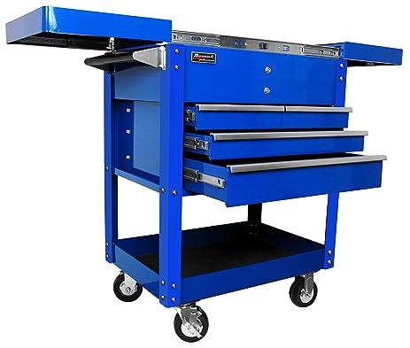 .com: homak bl06043500 35-inch professional series 4-drawer ...