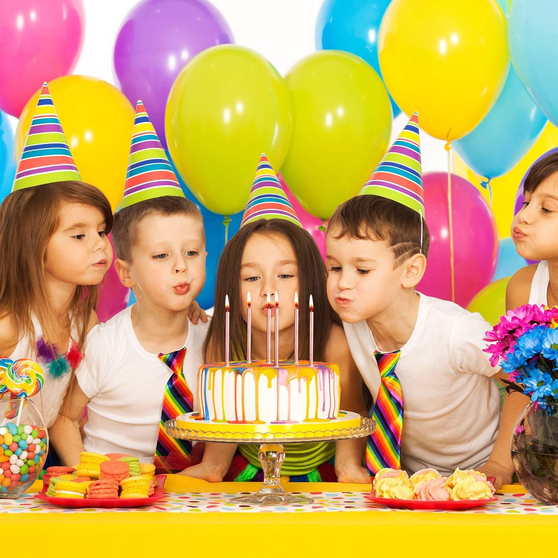 Hochzeit Party Dekoration 30 St/ück Gold Lange D/ünne Gold integrity.1 Geburtstag Kuchen Kerzen f/ür Kinder und Erwachsene Geburtstagf/ür Geburtstag Hochzeit Party Kuchen Dekorationen