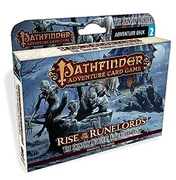 Pathfinder - Juego de cartas (AUG132495) (importado): Amazon ...