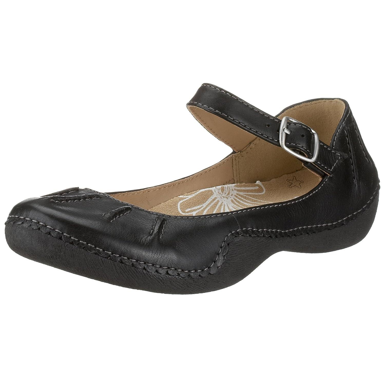 Clarks High Spice 2032 4631 Damen Turnschuhe schwarz (schwarz leather)