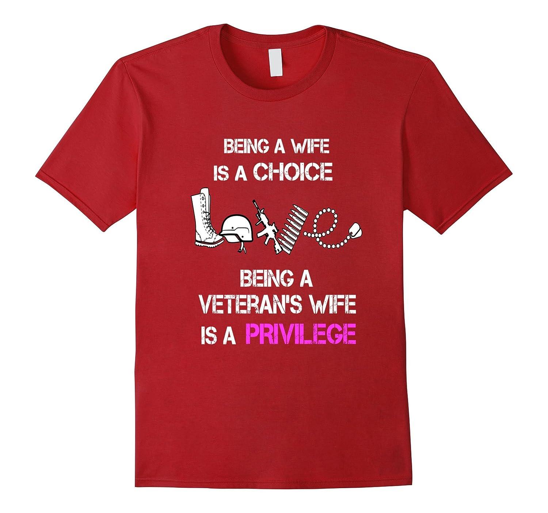 Vet Wife Tshirt-TD