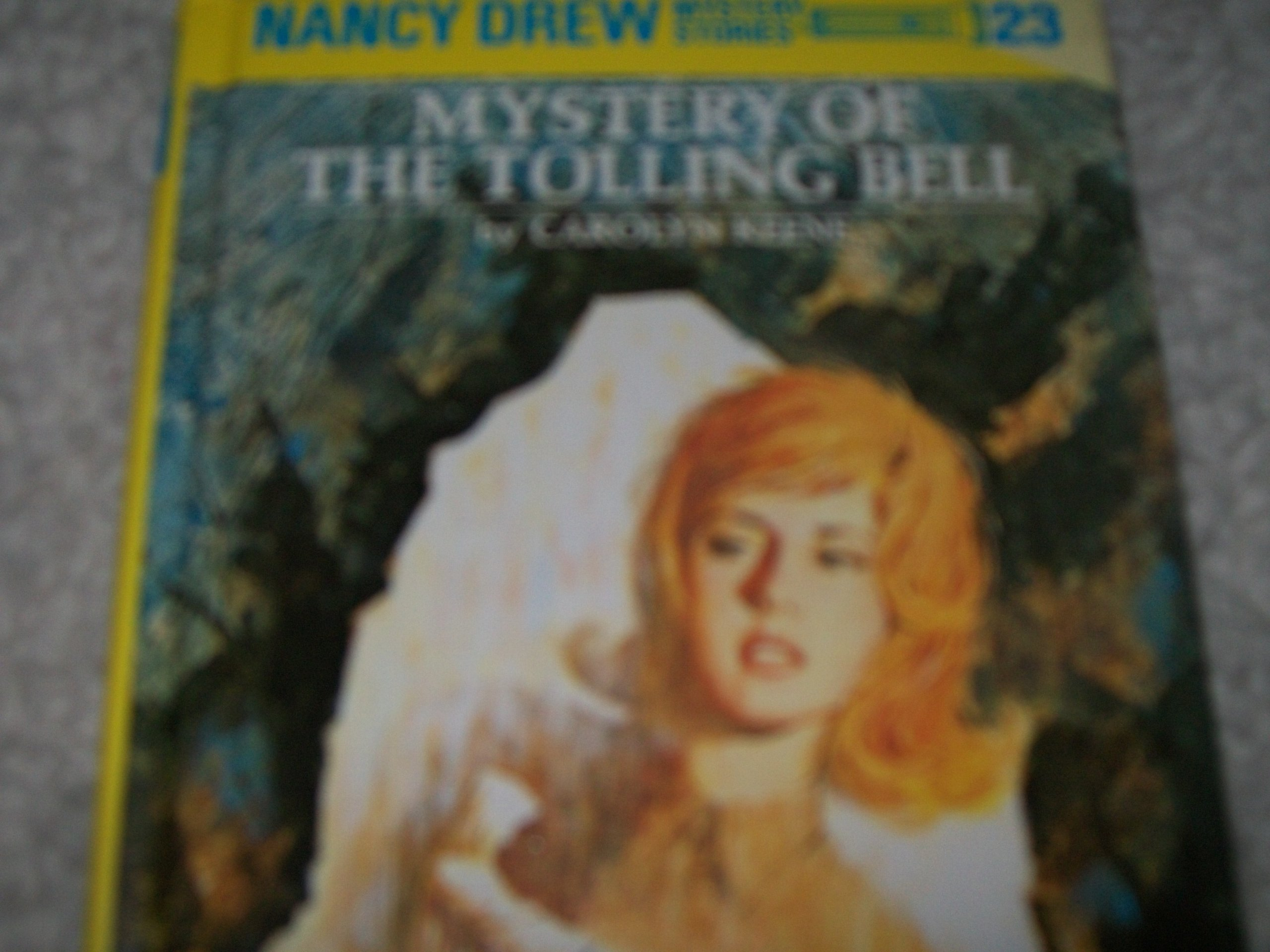 Download Mystery of the Tolling Bell (Nancy Drew, No. 23) ebook