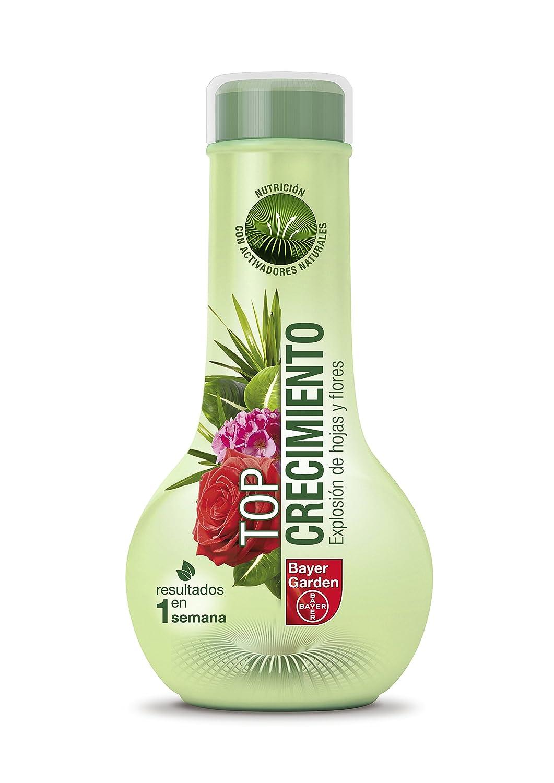 Bayer Garden - Abono Para Plantas De Flor Con Activadores De Color Naturales, 750ml: Amazon.es: Jardín