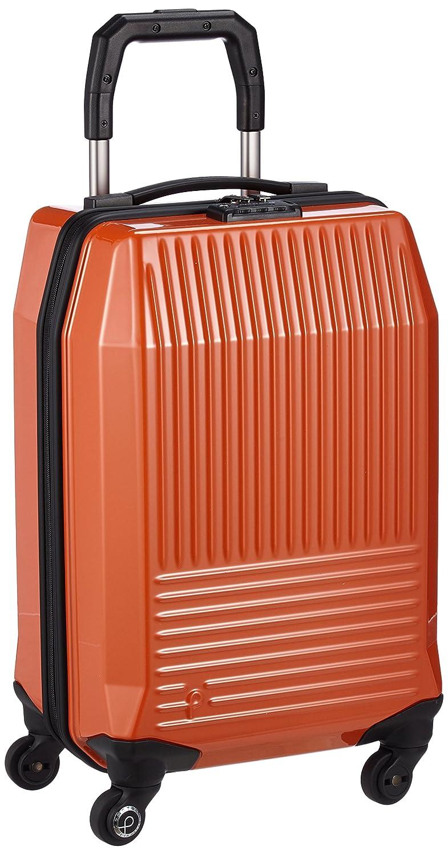 [プロテカ] スーツケース 日本製 フリーウォーカーD 3年保証付 サイレントキャスター 機内持込可 31L 49cm 3.0kg 02731 B06X1BCHX8サンセットオレンジ