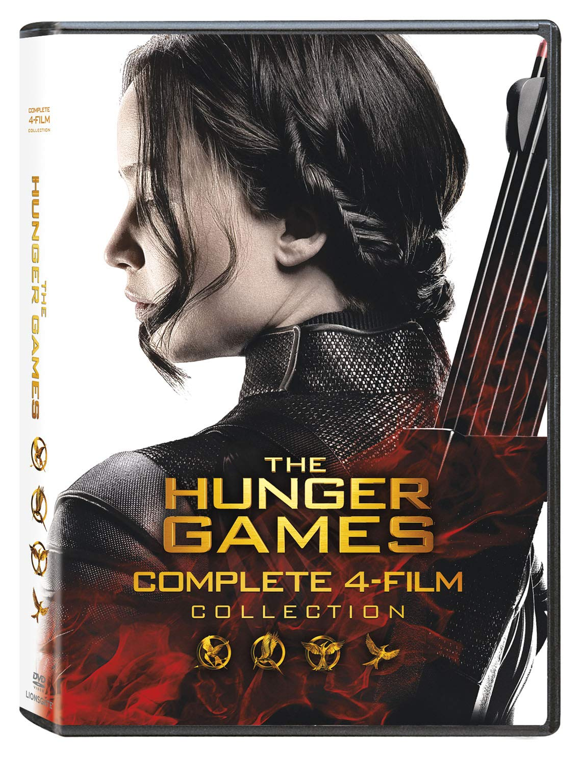 Amazon Com The Hunger Games Complete 4 Film Collection Jennifer