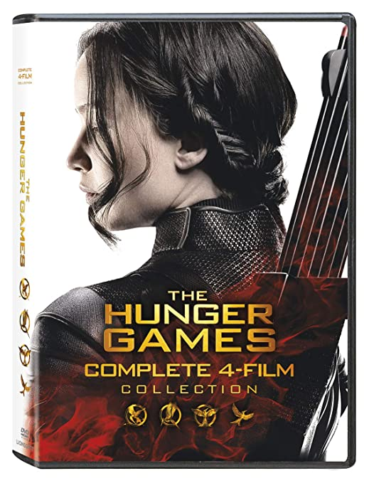 8 Piece Magnet Set The Hunger Games Movie