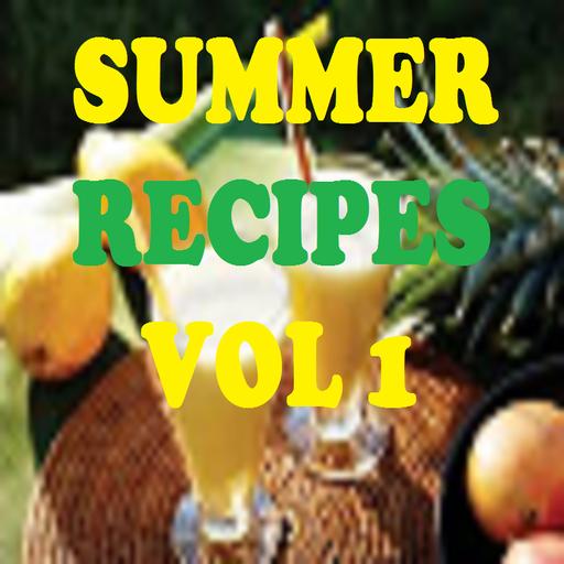Summer Recipes Cookbook Vol 1