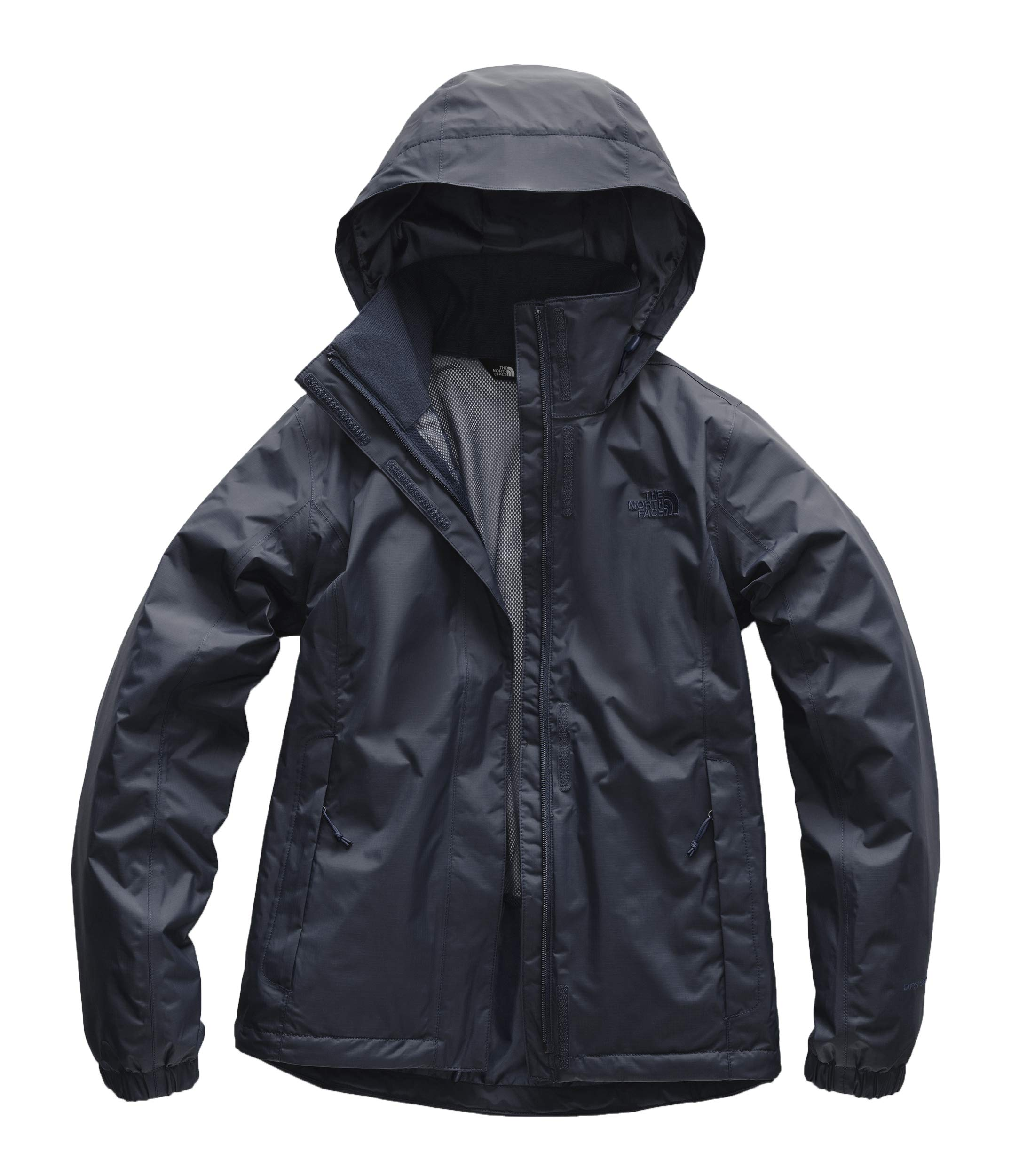 The North Face Women's Resolve 2 Jacket, Urban Navy, X-Large