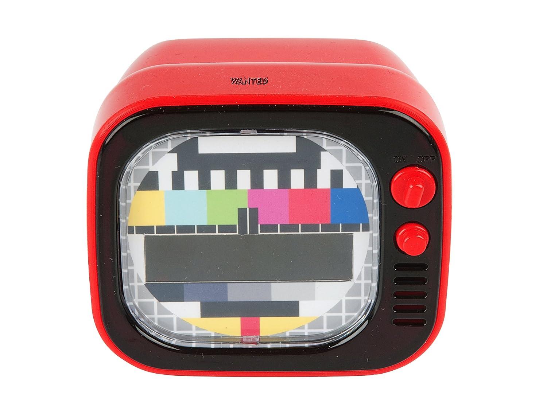 WANTED, Sveglia Television, LED rosso PTIM5 WA0759RD