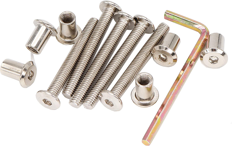M5 x 30  10 Pk Stainless Steel Countersunk Allen Bolts Socket Caps