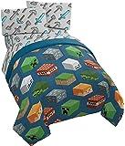 Jay Franco Comforters V1 Minecraft 两个
