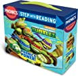 Phonics Power! (Teenage Mutant Ninja Turtles): 12 Step into Reading Books